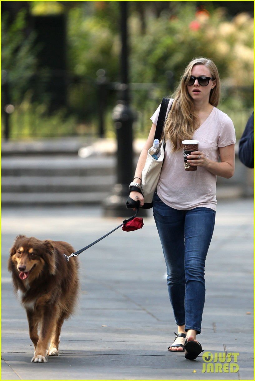 amanda seyfried immortality for her dog finn 01