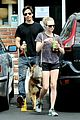 amanda seyfried justin long weekend outing with finn 14