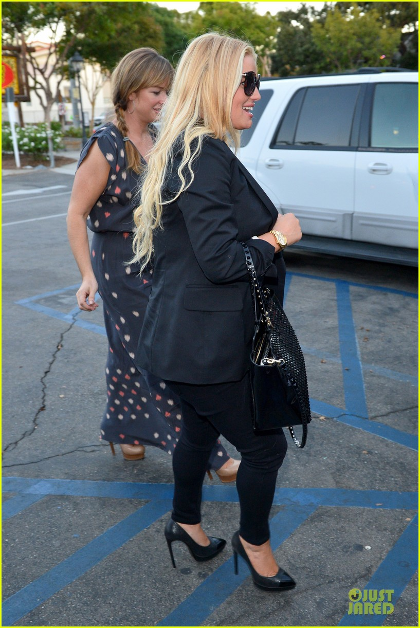 jessica simpson eric johnson sagebrush catalina dinner 26