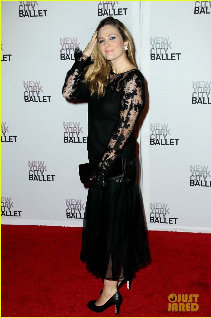 sarah jessica parker drew barrymore nyc ballet gala 222955726