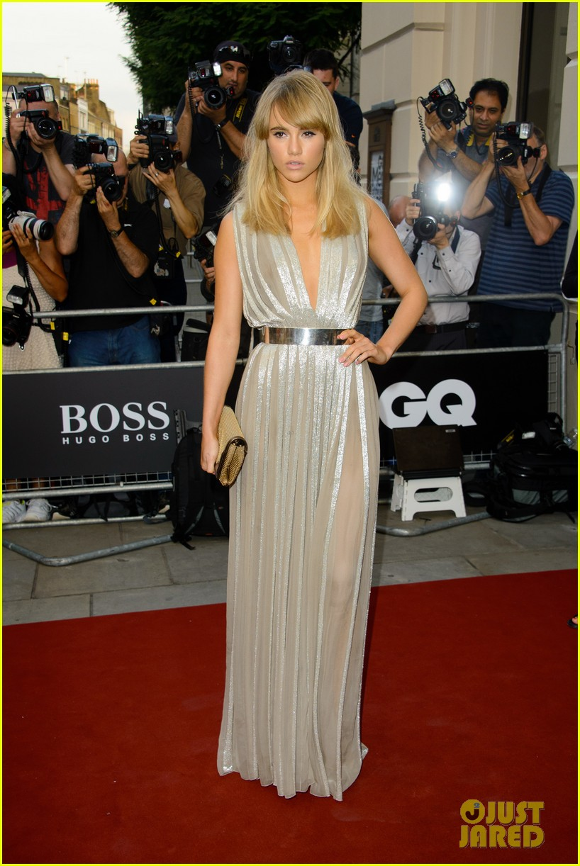 suki waterhouse gq men of the year awards 2013 03