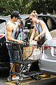 emily vancamp josh bowman get groceries at gelsons 09