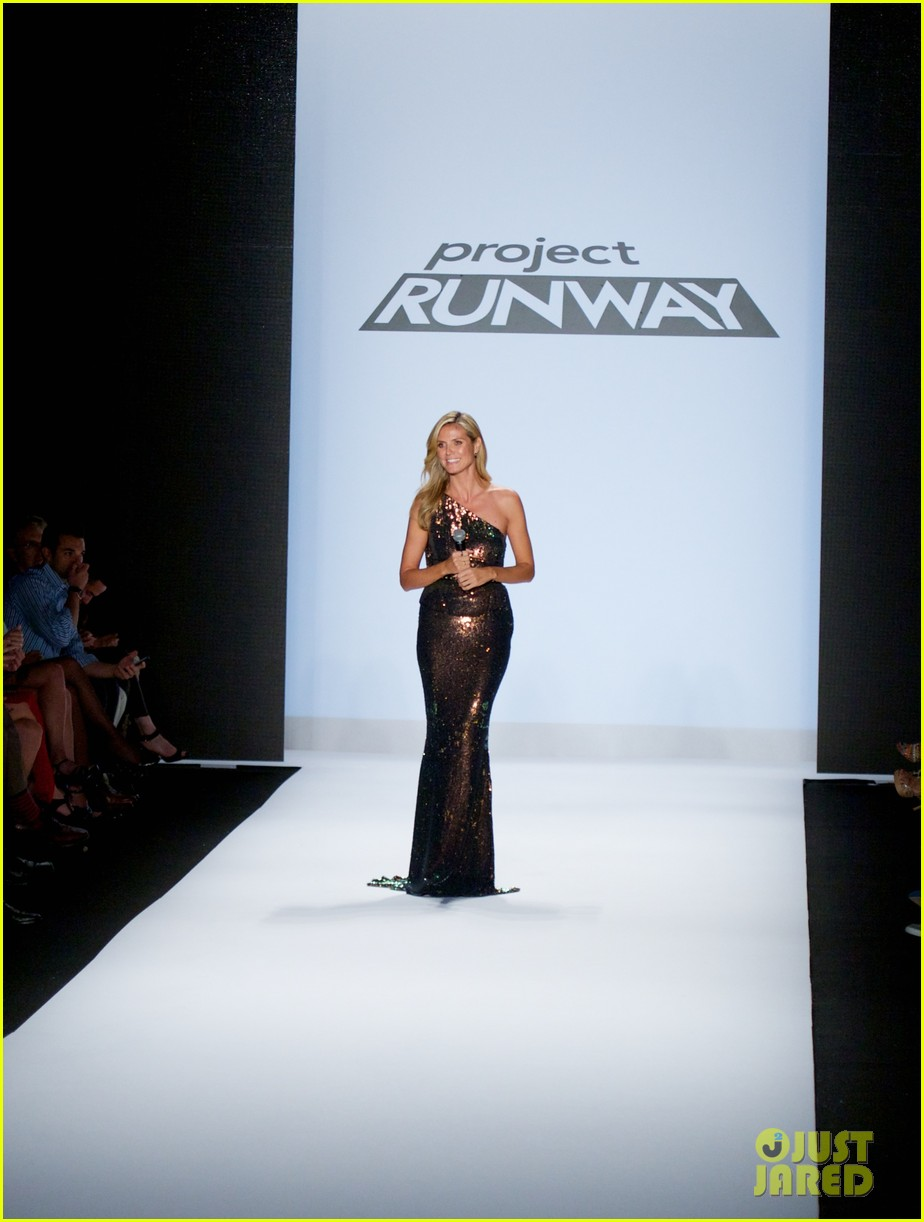 kerry washington heidi klum project runway fashion show 102945156