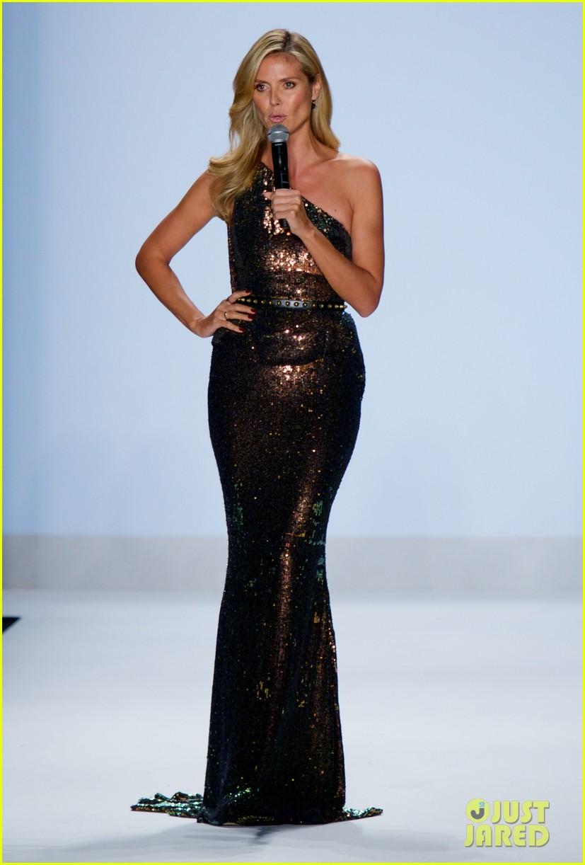 kerry washington heidi klum project runway fashion show 11
