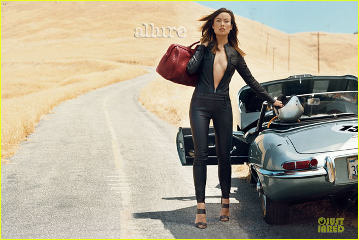 olivia wilde exudes allure magazine october 2013 012953899