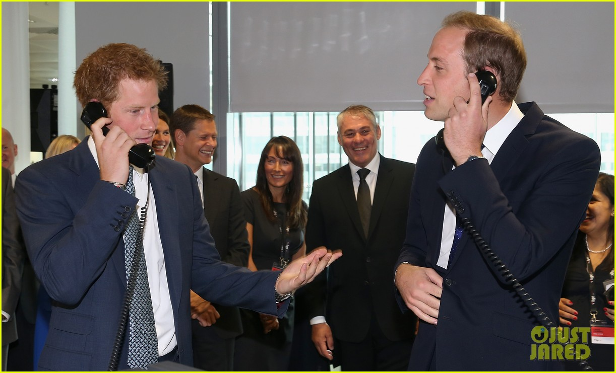 prince william prince harry help broker billion dollar deal during 911 fundraiser 06