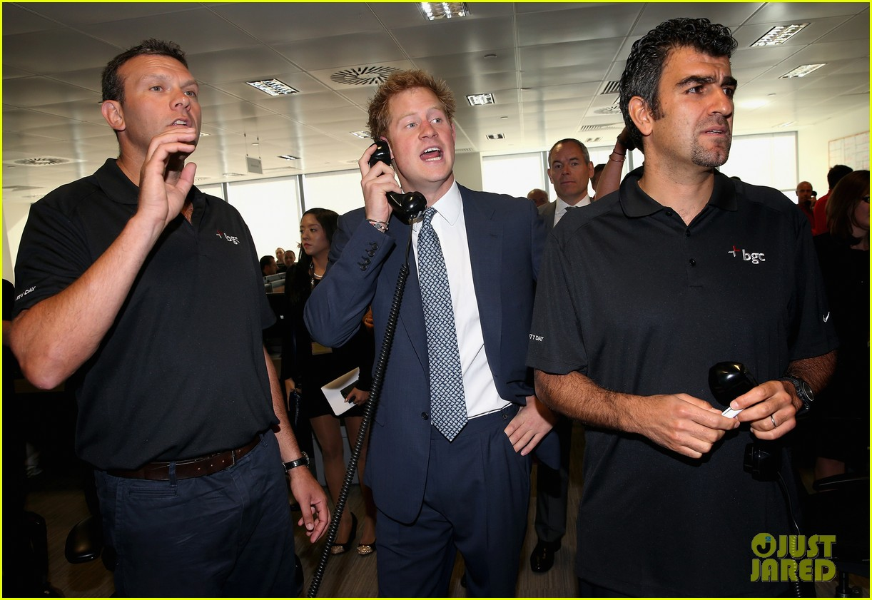 prince william prince harry help broker billion dollar deal during 911 fundraiser 09