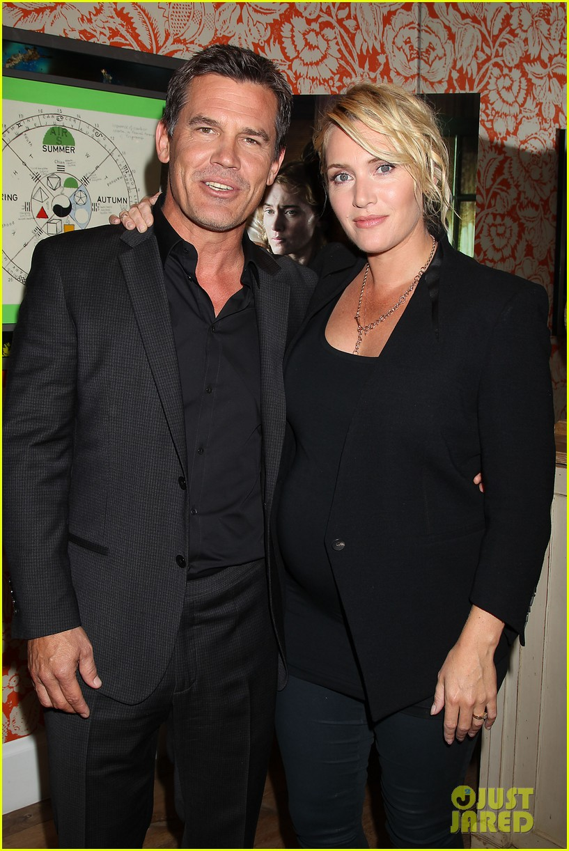 kate winslet josh brolin labor day new york screening 15