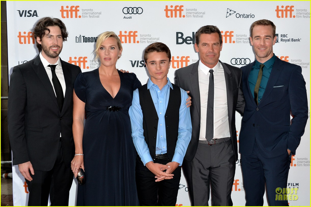 kate winslet josh brolin labor day tiff premiere 20