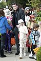ben affleck jennifer garner halloween trick or treating 12