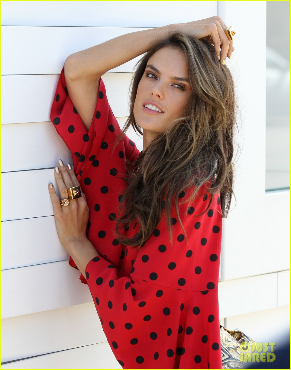 alessandra ambrosio goes glam for chanel photo shoot 02