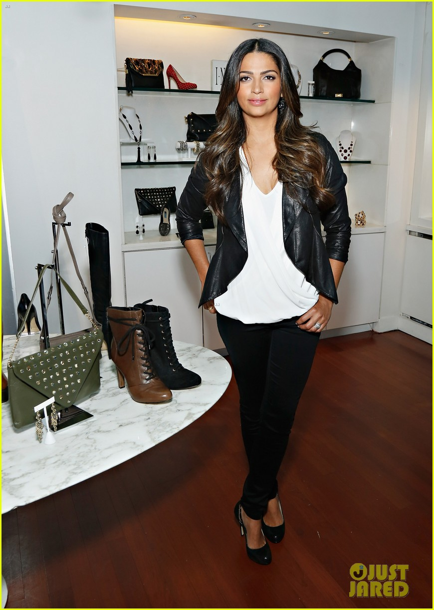 camila alves inc holiday preview 2013 04