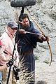 christian bale rocks beard wears tunic for exodus 09