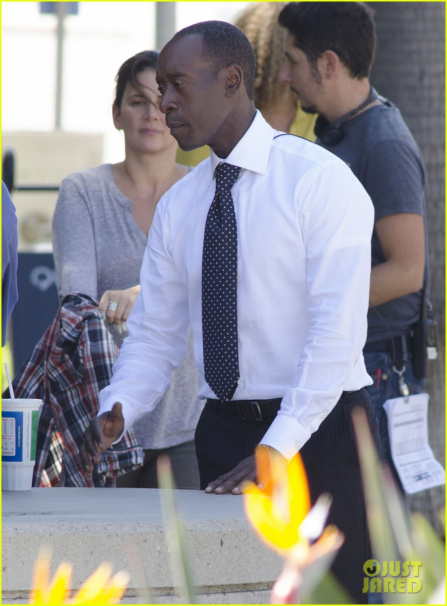 kristen bell films house of lies alongside don cheadle 10