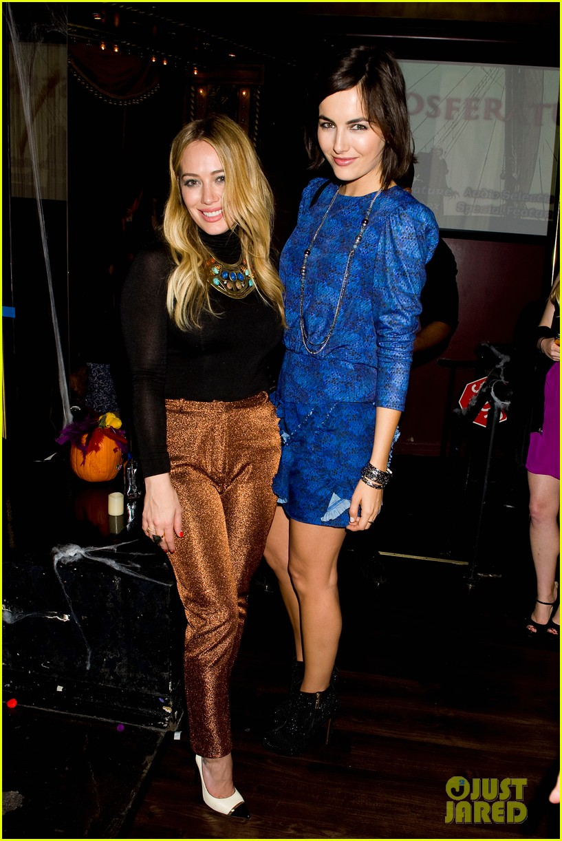 camilla belle just jared halloween party 2013 09