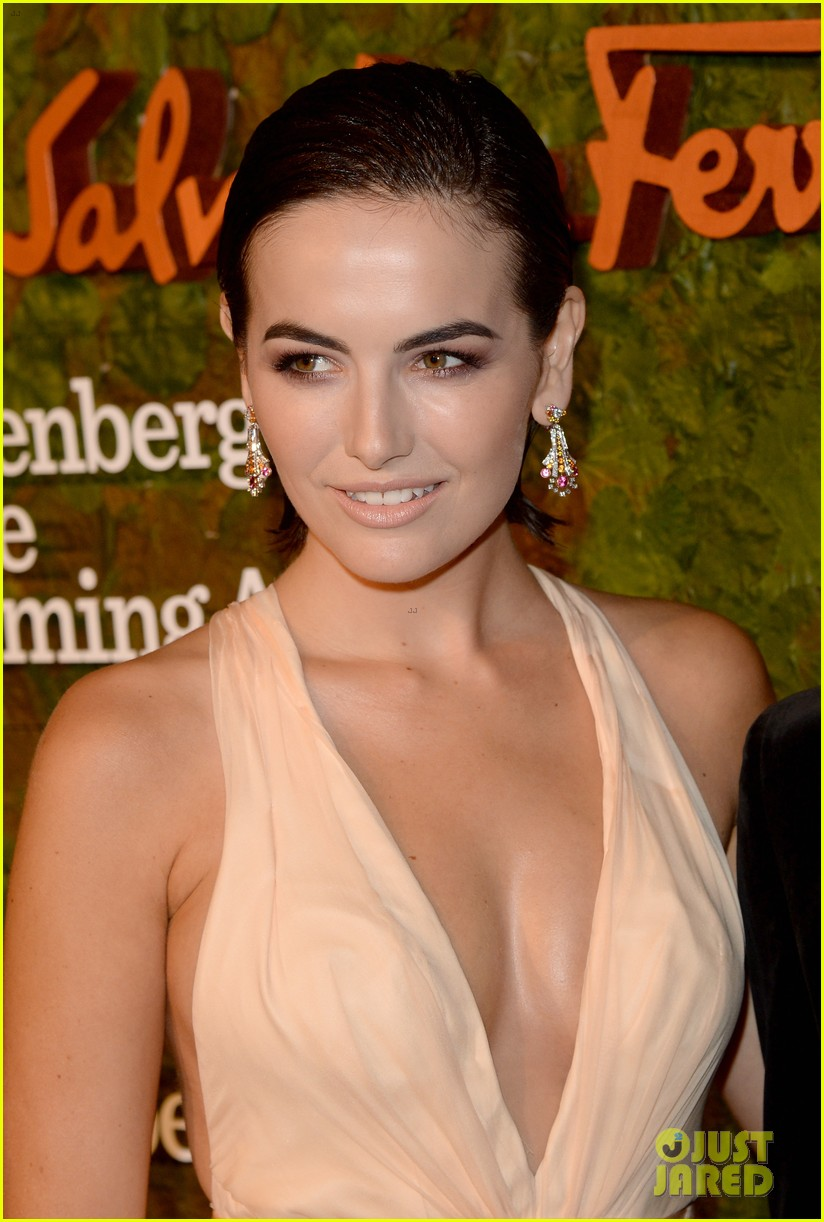 camilla belle joe jonas reunite at annenberg center gala 042974073