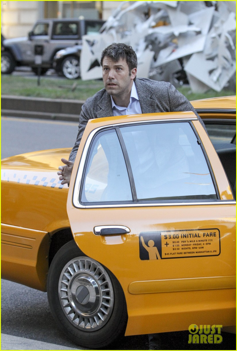 ben affleck gone girl filming in nyc 04