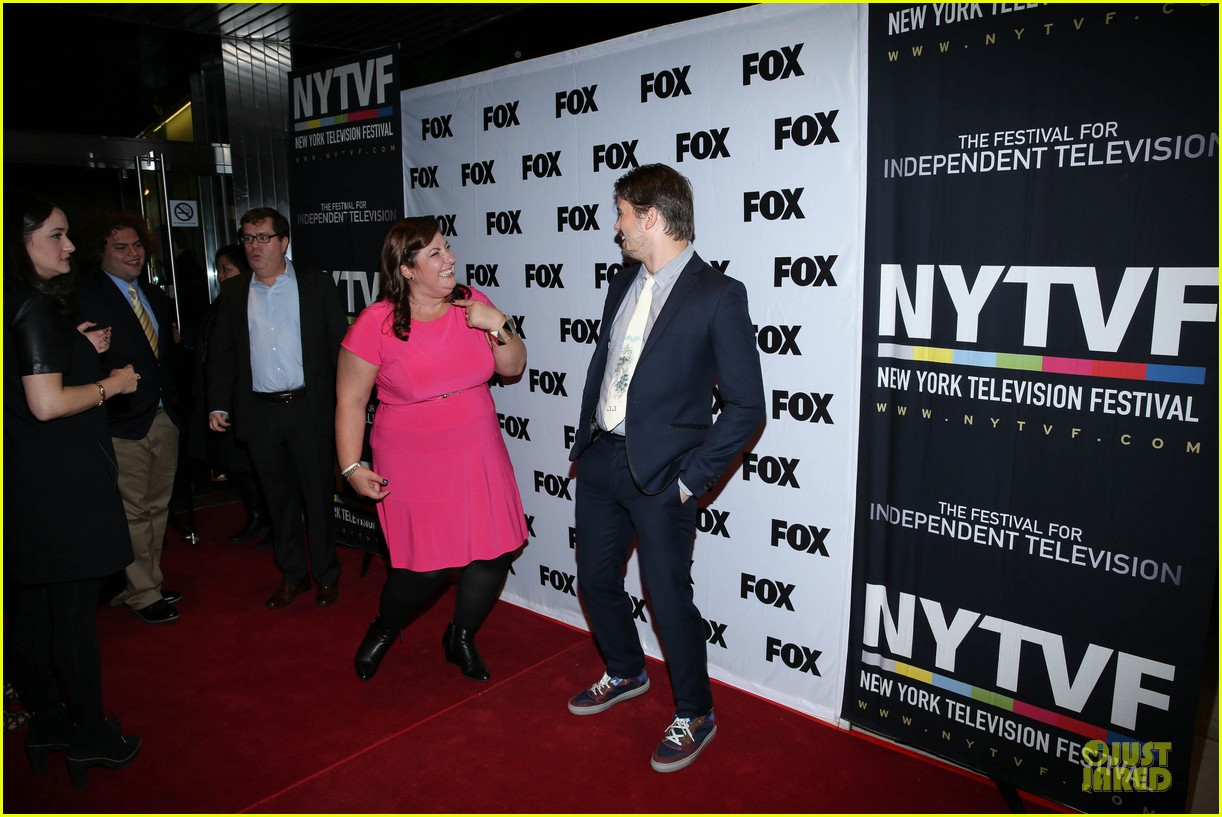 alexis bledel jason ritter us them nyc screening 112977314