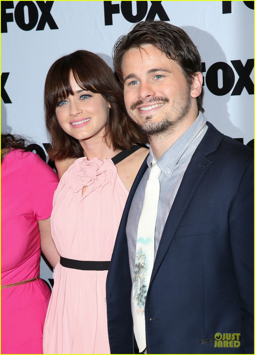 alexis bledel jason ritter us them nyc screening 182977321