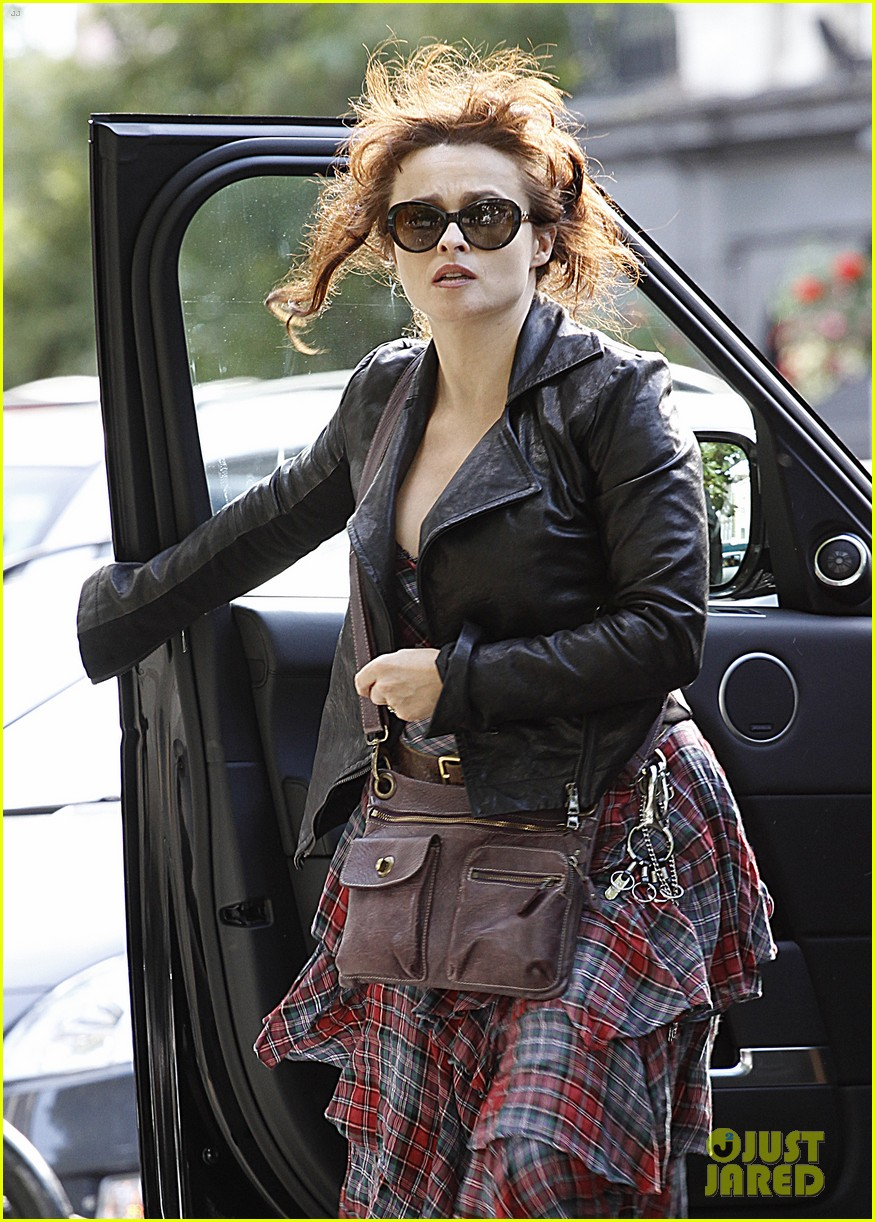 helena bonham carter steps out after tim burton cheating rumors 022965929