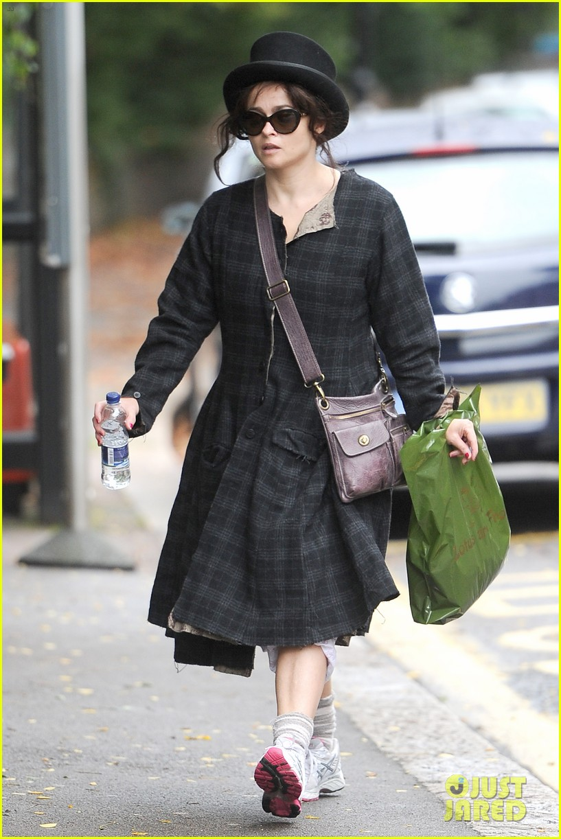 helena bonham carter steps out after tim burton cheating rumors 122965939