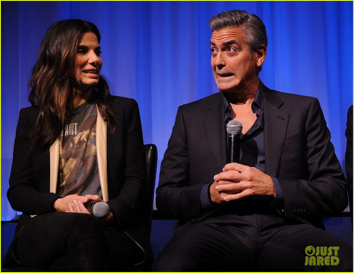 george clooney reveals why he wont date sandra bullock 09