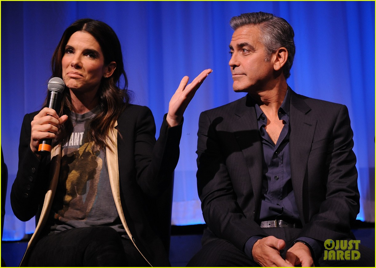 george clooney reveals why he wont date sandra bullock 16