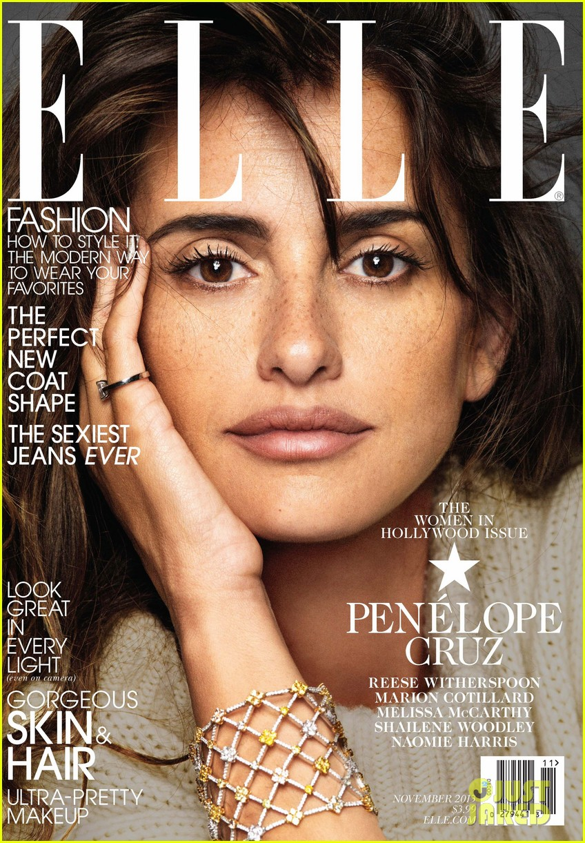 penelope cruz marion cotillard cover elle women in hollywood 032969664