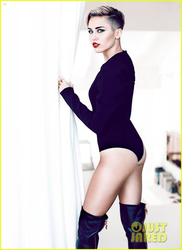 miley cyrus fashion magazine photo shoot outtakes 04