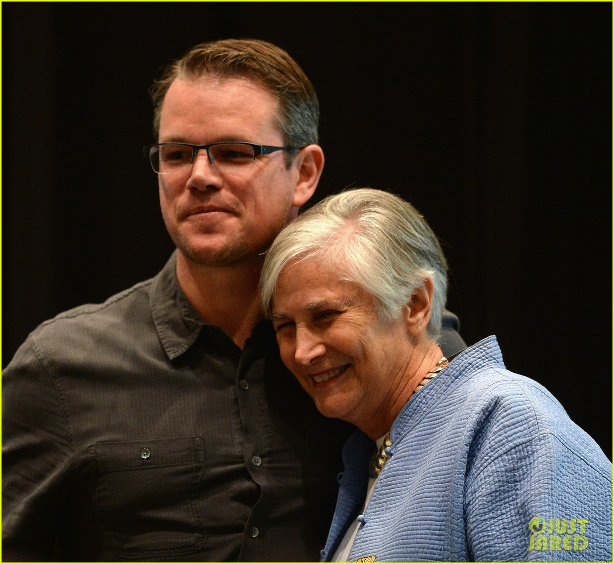 matt damon education on the edge lecture series 022965041