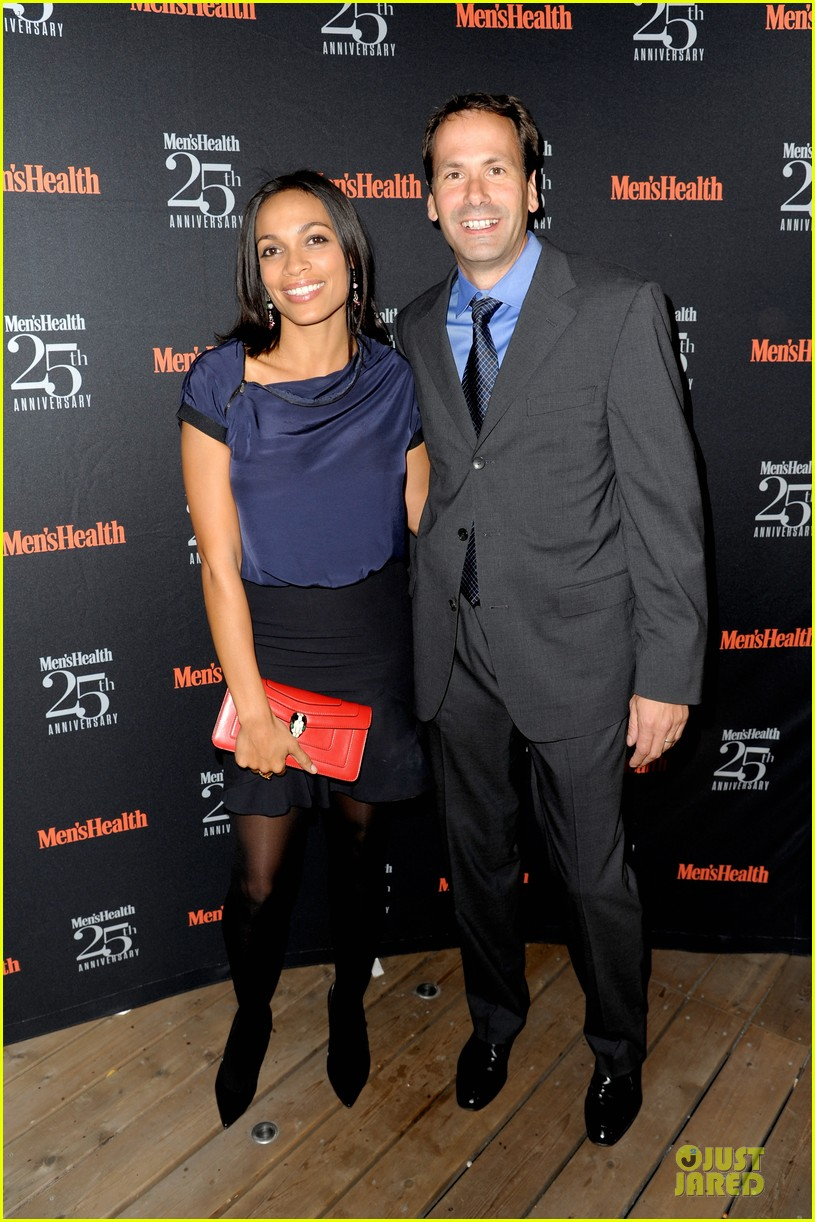 rosario dawson taye diggs men health celebration 172969346