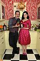 dita von teese virtual holiday soiree 01