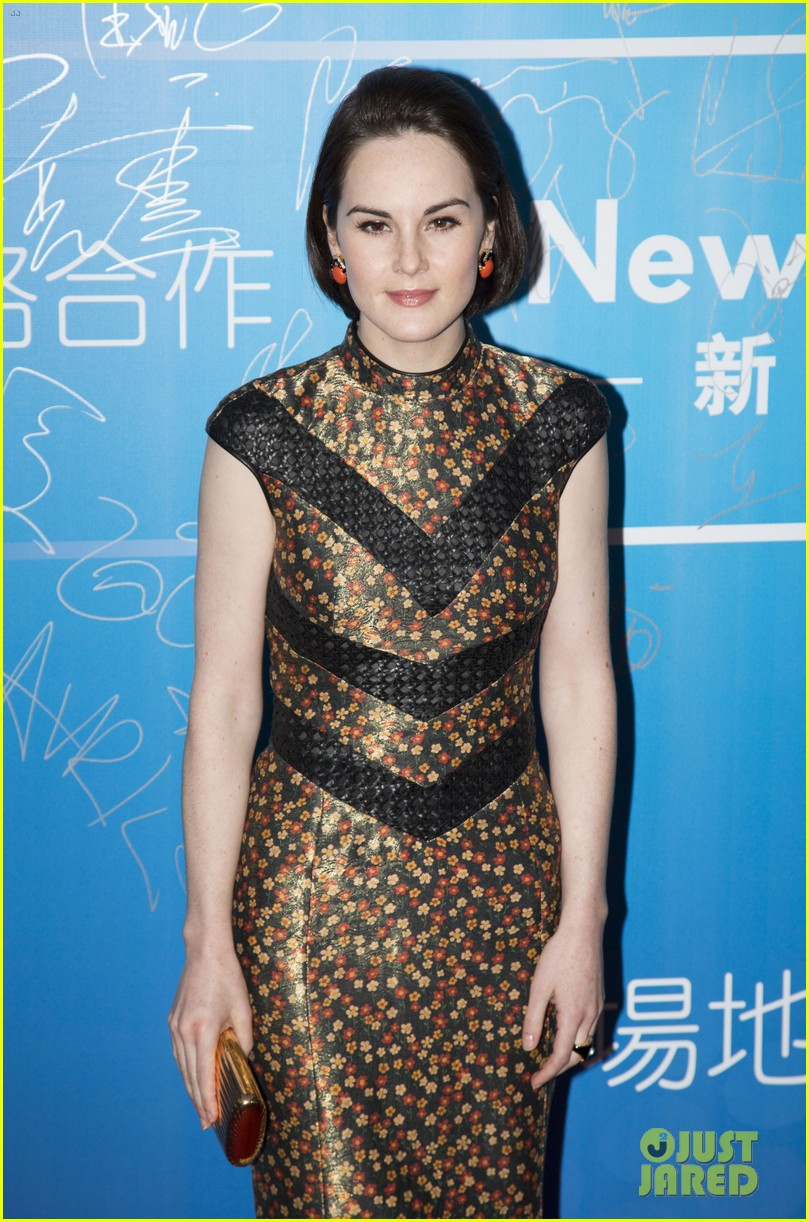 michelle dockery sam worthington huading awards 2013 232968290