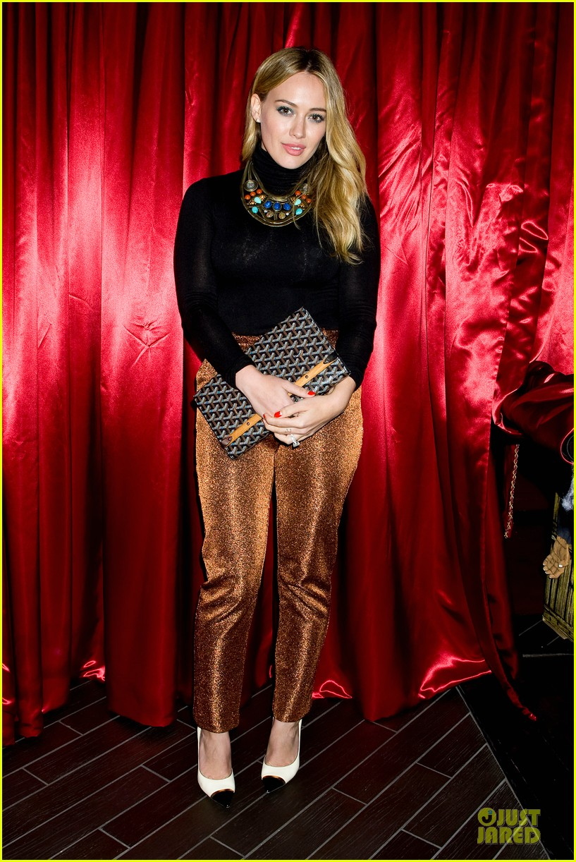 hilary duff just jared halloween party 2013 09