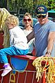 eric dane rebecca gayheart mr bones pumpkin patch visit 10