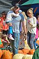 eric dane rebecca gayheart mr bones pumpkin patch visit 14