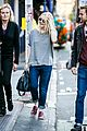 dakota fanning jamie strachan hold hands for shopping 09