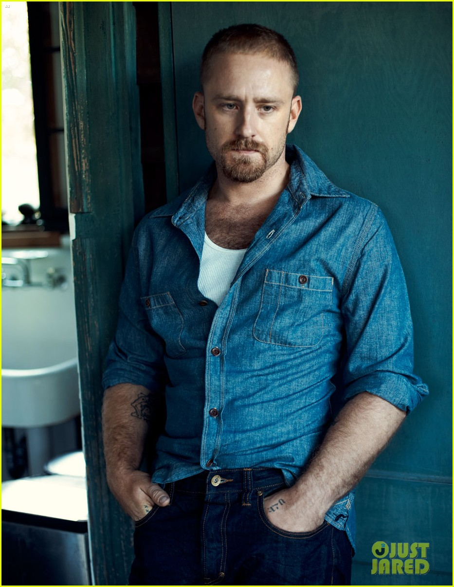 ben foster confirmed to play lance armstrong in movie 052972804