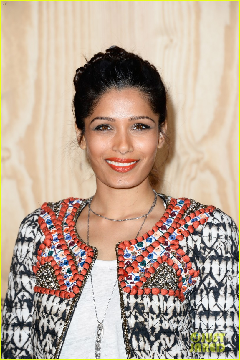 full sized photo of freida pinto january jones isabel. Black Bedroom Furniture Sets. Home Design Ideas