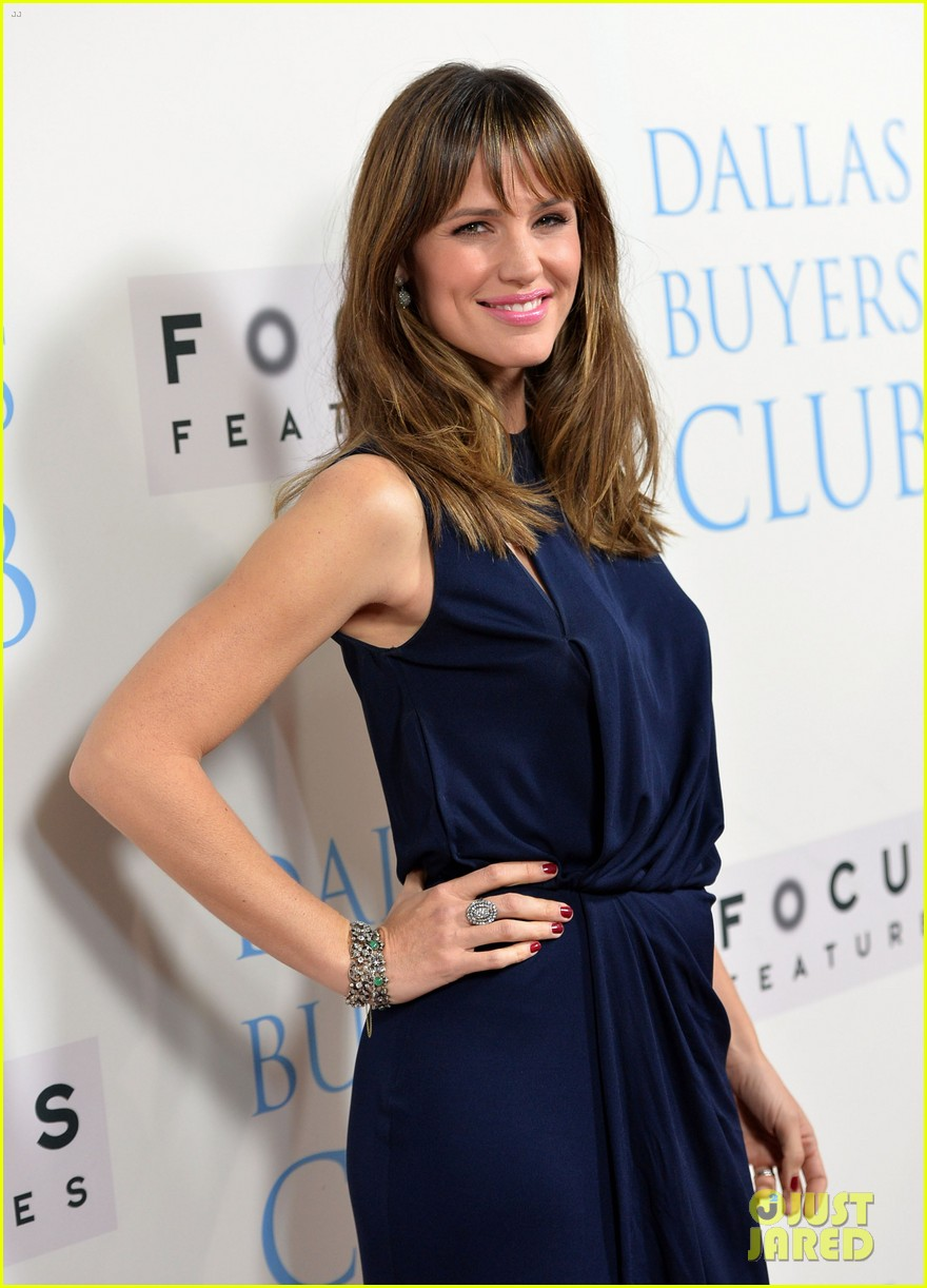 jennifer garner matthew mcconaughey dallas buyers club premiere 07