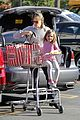 jennifer garner stocks up on groceries with seraphina 18