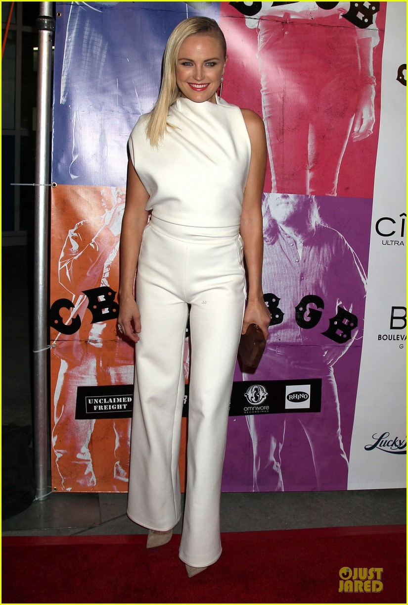 ashley greene malin akerman cbgb hollywood premiere 14