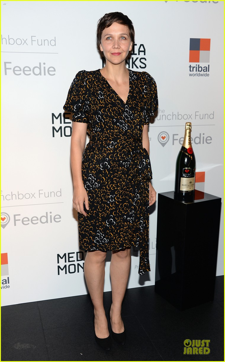 maggie gyllenhaal liv tyler the lunchbox fund fall fete 01