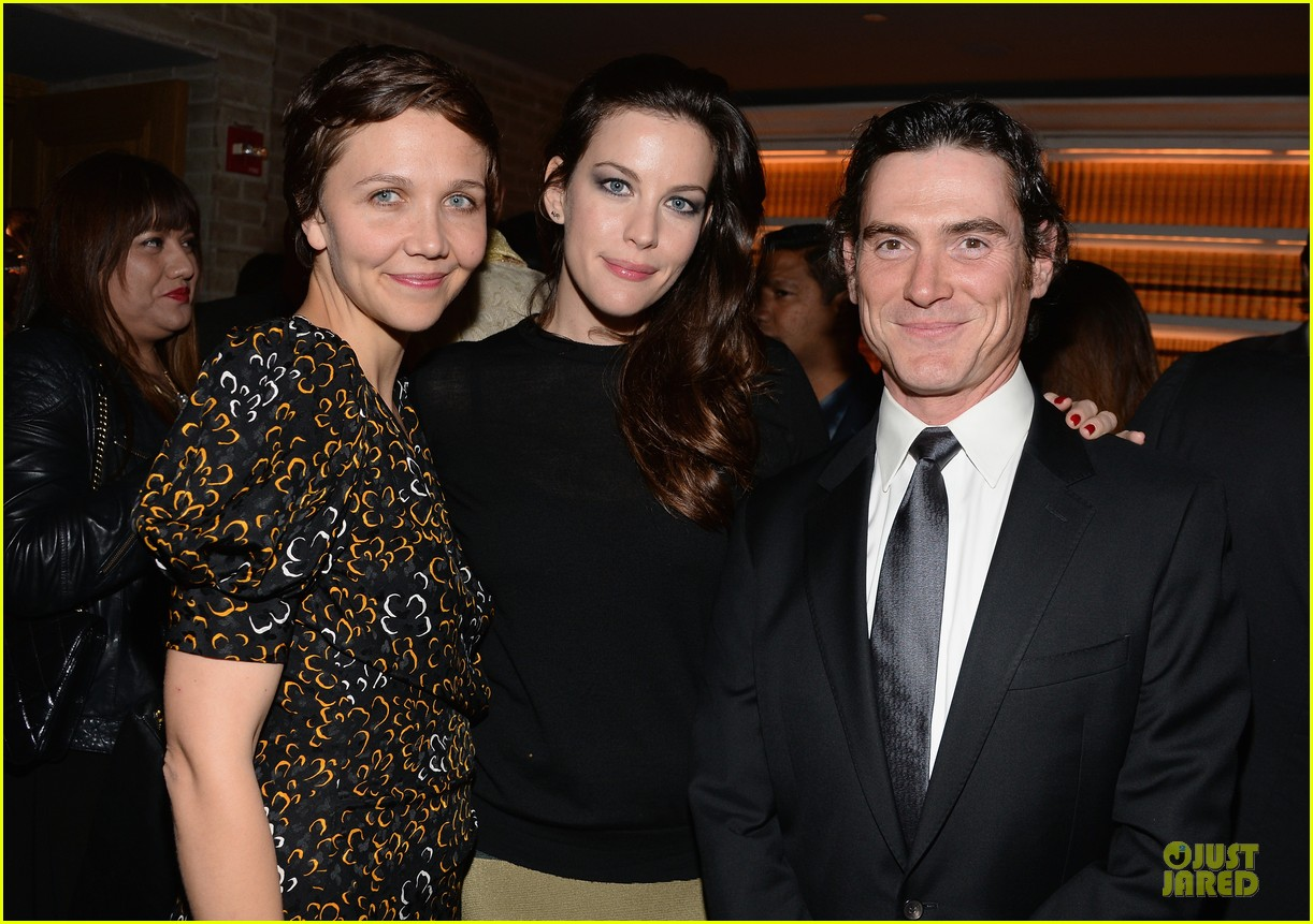 maggie gyllenhaal liv tyler the lunchbox fund fall fete 132969458
