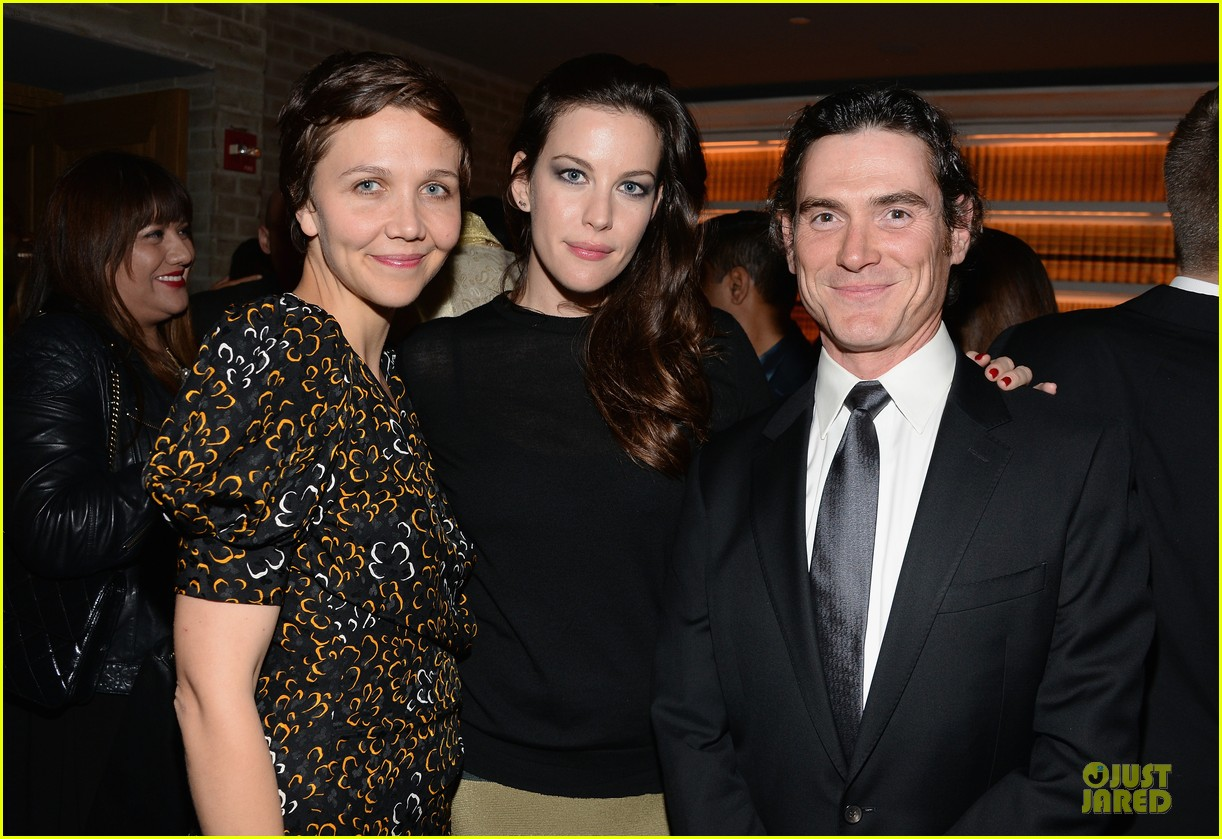 maggie gyllenhaal liv tyler the lunchbox fund fall fete 14
