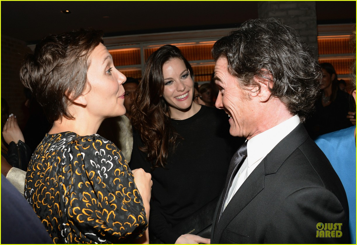 maggie gyllenhaal liv tyler the lunchbox fund fall fete 15