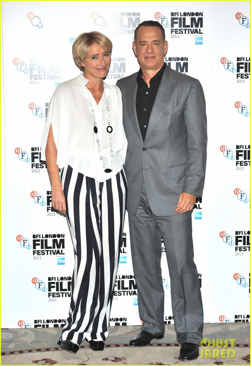 tom hanks colin farrell saving mr banks at bfi film fest 102975489