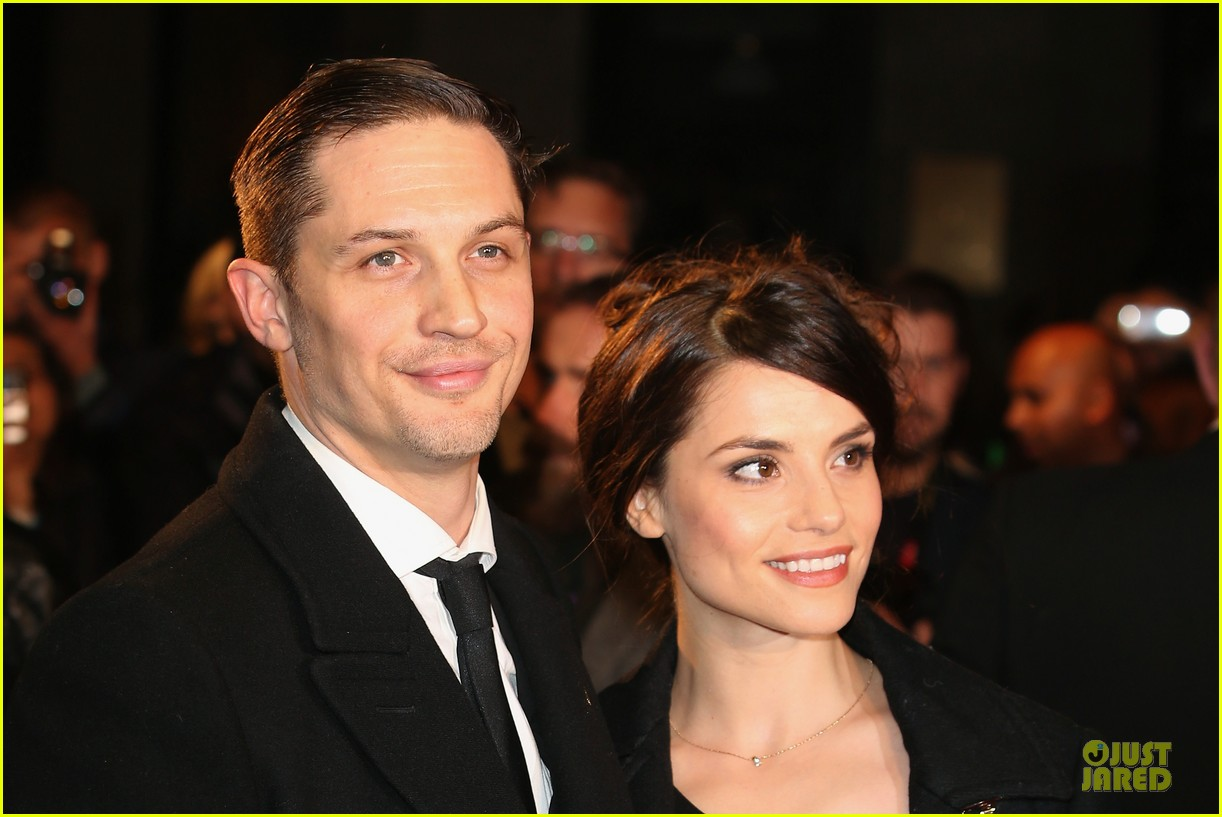 tom hardy charlotte riley locke bfi film fest screening 21