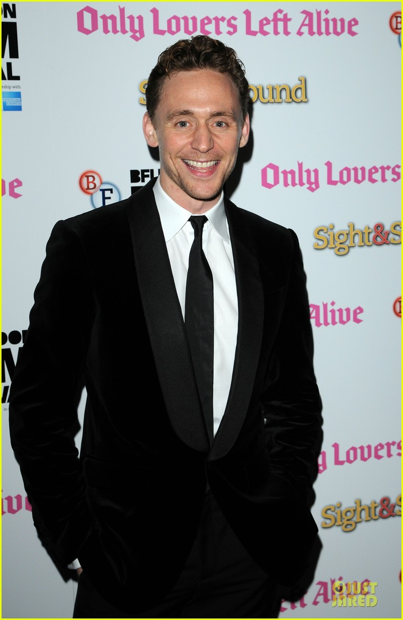 tom hiddleston only lovers left alive screening at bfi fest 04