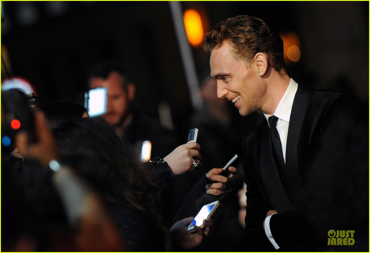 tom hiddleston only lovers left alive screening at bfi fest 07